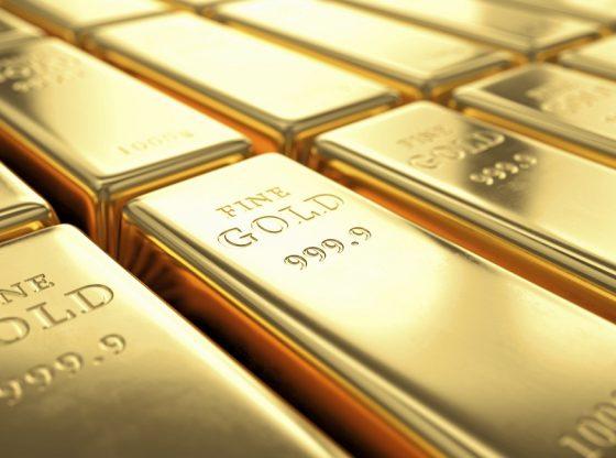 Harga Emas beringsut setelah ketegangan perang dagang mereda