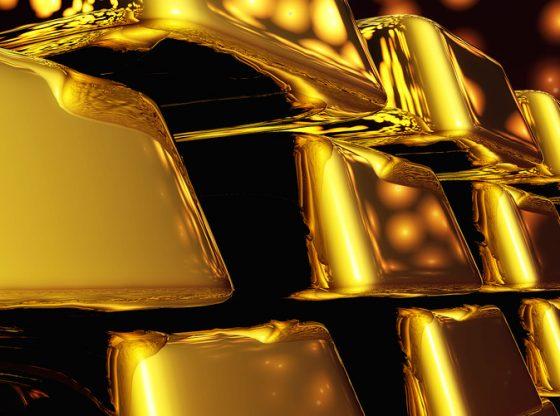 Harga emas terkoreksi dengan penguatan Dolar AS kembali.
