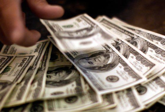 Dolar AS Letoy