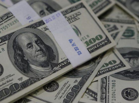 Dolar AS lanjutkan koreksi dari perdagangan sebelumnya.