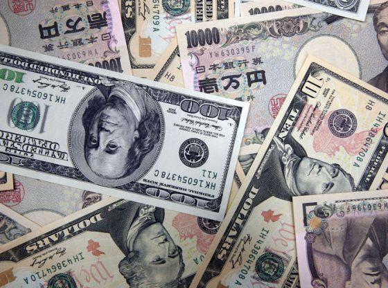 Dolar AS menguat termasuk kepada Yen Jepang