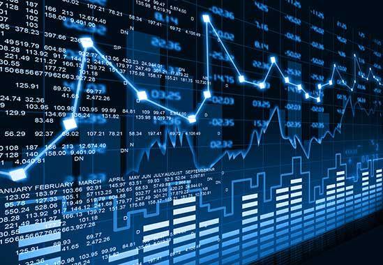 Bursa Saham Menurun