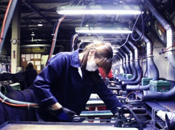 Sektor Manufaktur Jepang mengalami pertumbuhan