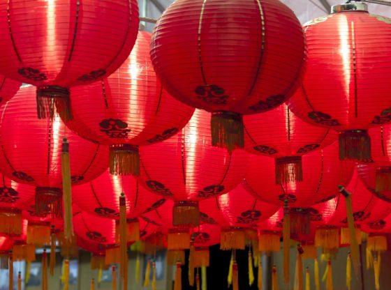 Menjelang Imlek, Aktifitas swasta meningkat di Cina.