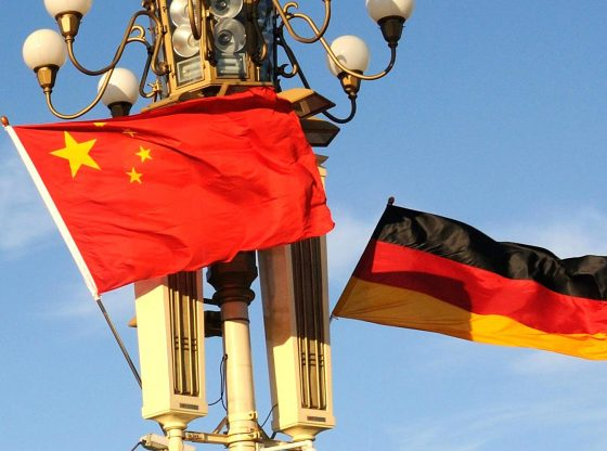 Cina dan Jerman sama-sama menikmati surplus perdagangan tahun lalu