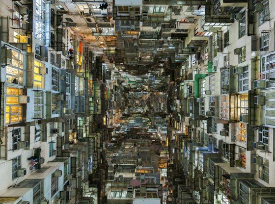 Harga properti di Hong Kong terkerek naik