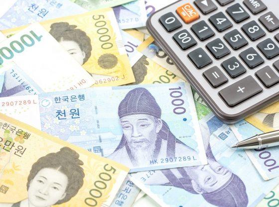 Hutang pemerintah Korea Selatan Meningkat.