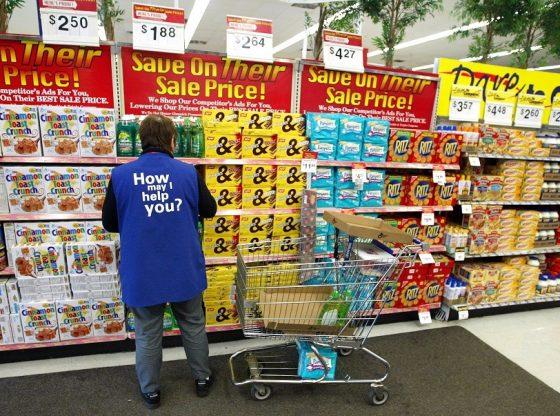 Pertumbuhan ekonomi AS berlaku moderat, meski terdapat potensi tekanan inflasi
