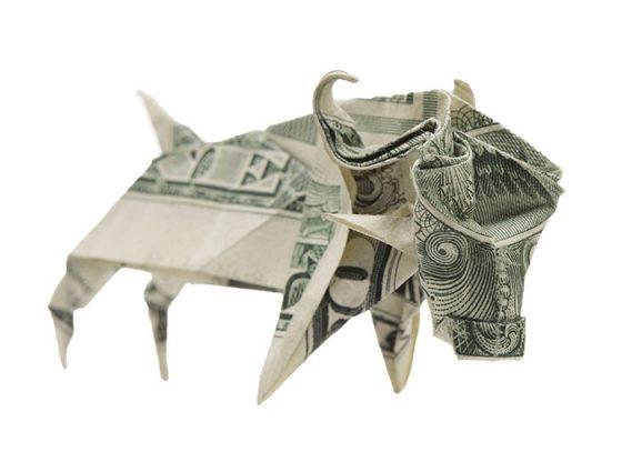 Dolar AS pertahankan kenaikannya, trend bullish.