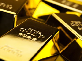 Harga emas mencoba untuk tetap bertahan diatas 1320