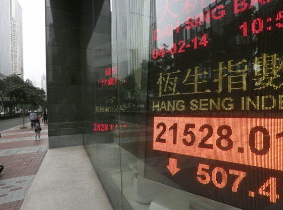 Bursa saham Hong Kong mampu berakhir naik,