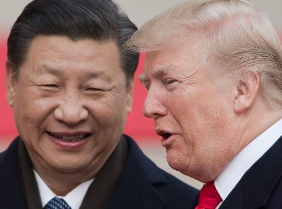 Donald Trump - Xi Jinping