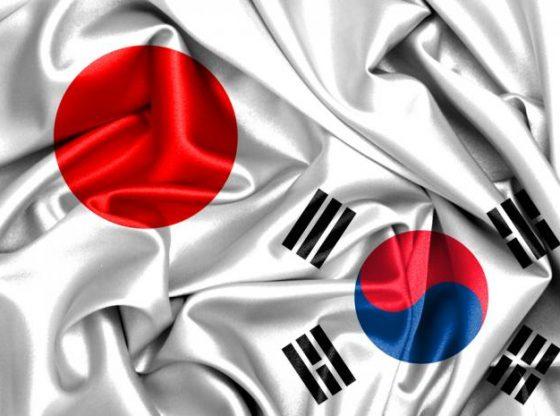 Korea Selatan - Jepang