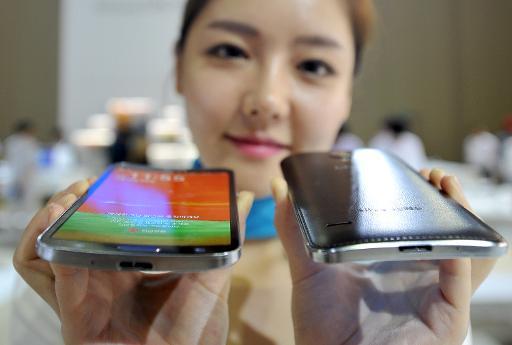 Korea Selatan - Samsung Handset