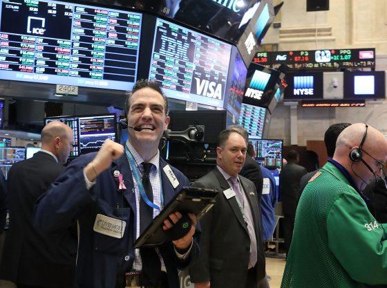 Wall Street - Traders - Indek