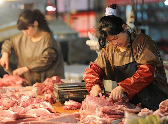 Cina - Harga Daging Babi Naik Mendorong Inflasi
