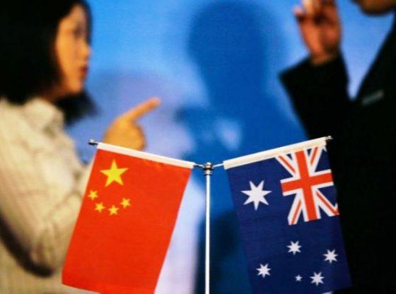 Australia memiliki ketergantungan signifikan dengan China dalam hubungan perdagangan. (Foto Istimewa)