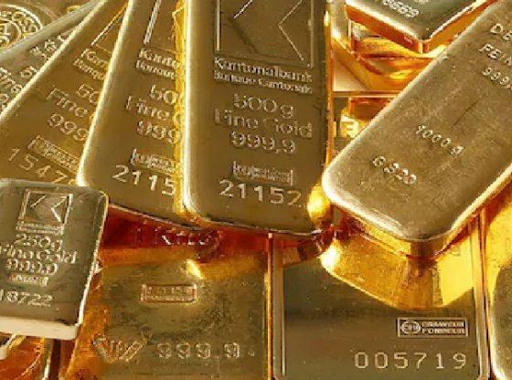 Harga emas terkoreksi tajam oleh multi sentimen pasar. (Lukman Hqeem/Istimewa).