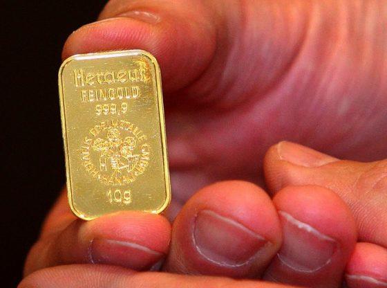 Harga emas naik moderat, setelah penguatan Dolar tertahan. (Lukman Hqeem/Istimewa)