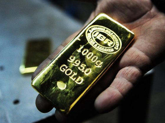 harga emas menjaga tren kenaikannya, dengan bertahan diatas harga $1220 per troy ons. (Lukman Hqeem/foto Istimewa)