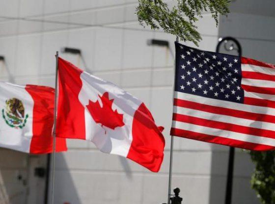 AS dan Kanada bersepakat membentuk USMCA bersama dengan Meksiko. (Lukman Hqeem)