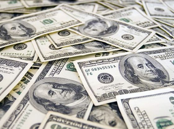 Uang Dolar AS