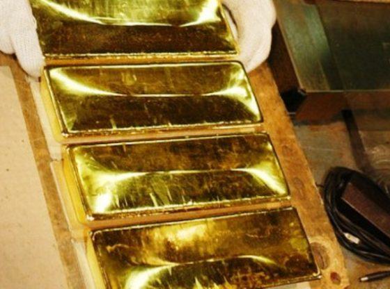 Harga emas berpotensi naik dalam minggu ini. (Ilustrasi)