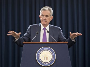 Gubernur Bank Sentral AS, Jerome Powell. (Foto Istinewa)