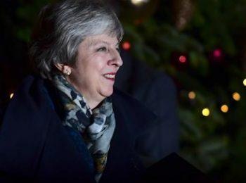 Perdana Menteri Inggris, Theresa May. (Foto Istimewa)
