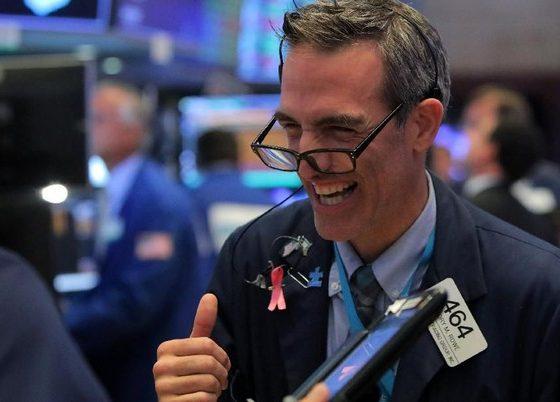 Bursa saham AS berakhir turun