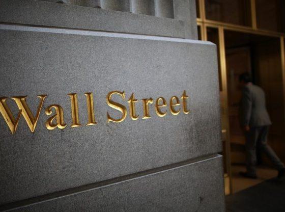 Bursa Saham AS di Wall Street
