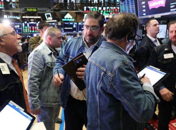 Wall Street, Bursa Saham AS.