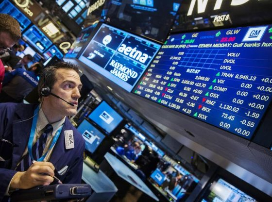 Trader di Bursa Saham AS