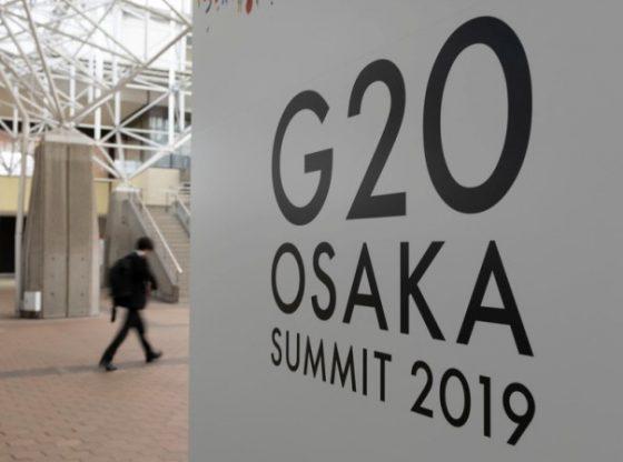 Osaka Jepang, G20