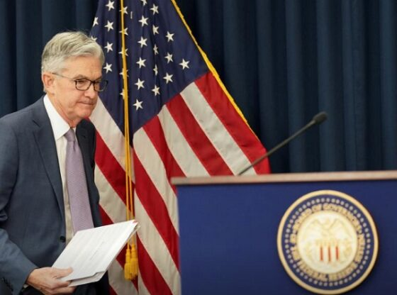 Jerome Powell - Federal Reserve Amerika Serikat
